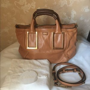 Authentic Chloe Ethel  two way bag